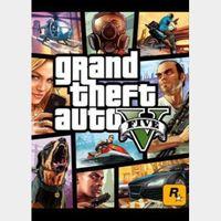 Grand Theft Auto V + Megalodon Shark Cash Card Rockstar Games Launcher Key GLOBAL