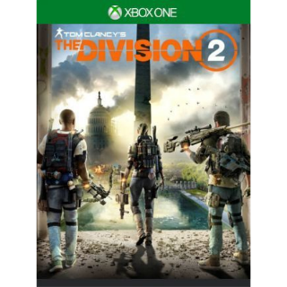Tom Clancy's The Division 2  XBOX ONE Key GLOBAL