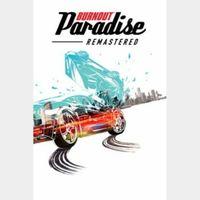 Burnout Paradise Remastered Origin Key GLOBAL