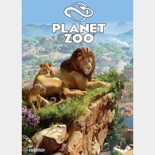 Planet Zoo (PC) Steam Key GLOBAL