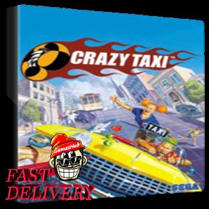 Crazy Taxi Steam Key GLOBAL