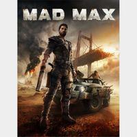 Mad Max PSN Key PS4 NORTH AMERICA