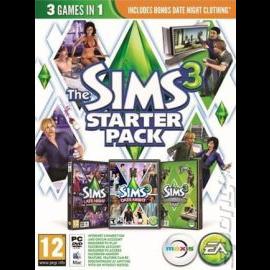 The Sims 3 Starter Pack Key Origin GLOBAL