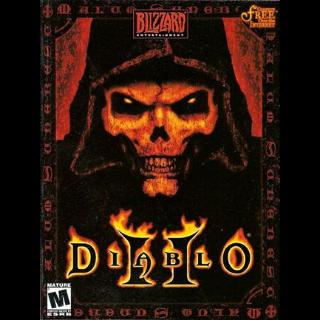 Diablo 2 Battle.net Key PC GLOBAL