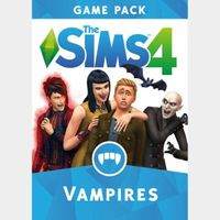 The Sims 4: Vampires (DLC) Origin Key GLOBAL