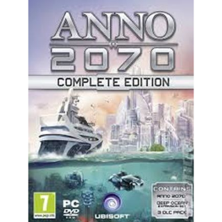 Anno 2070 Complete Edition Uplay Key GLOBAL