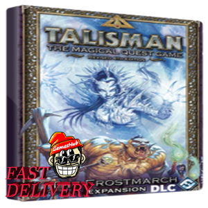 Talisman - The Frostmarch Expansion Key Steam GLOBAL