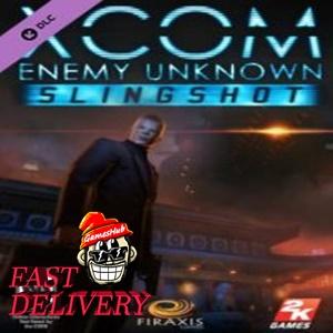 XCOM: Enemy Unknown - Slingshot Pack Key Steam GLOBAL
