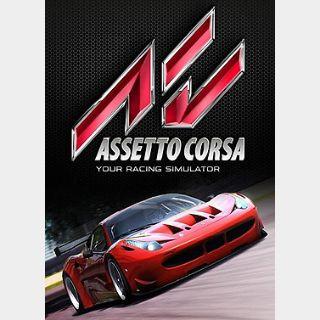 Assetto Corsa: Dream Pack 1 (PC) Steam Key GLOBAL