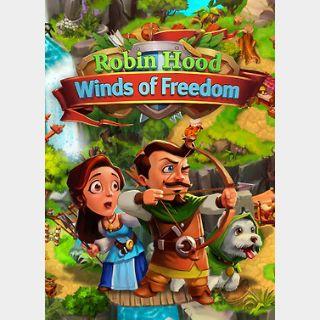 Robin Hood: Winds of Freedom (PC) Steam Key GLOBAL