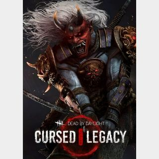 Dead by Daylight - Cursed Legacy Chapter (DLC) Steam Key GLOBAL
