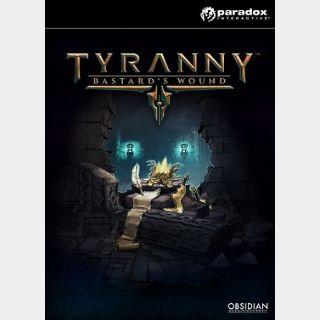 Tyranny - Bastard's Wound (PC) Steam Key GLOBAL