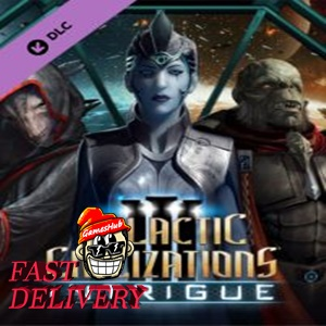 Galactic Civilizations III: Intrigue Expansion Steam Key GLOBAL