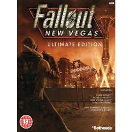 Fallout New Vegas Ultimate Edition Steam Key EUROPE