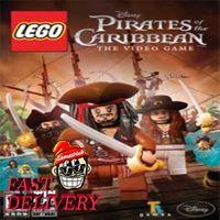 LEGO Pirates of the Caribbean Steam Key GLOBAL