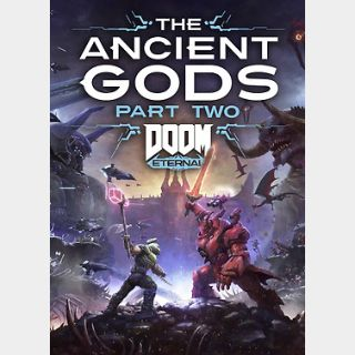 Doom Eternal: The Ancient Gods - Part Two (PC) Steam Key GLOBAL