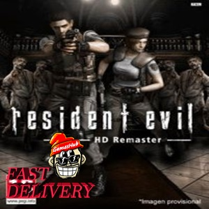 Resident Evil / biohazard HD REMASTER [STEAM][REGION:GLOBAL][KEY/CODE]