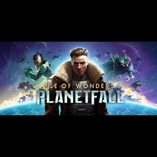 Age of Wonders: Planetfall Steam Key GLOBAL