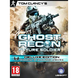 Tom Clancy's Ghost Recon: Future Soldier Deluxe Edition Uplay Key GLOBAL
