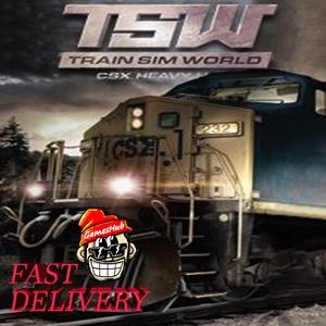 Train Sim World: CSX Heavy Haul Steam Key GLOBAL