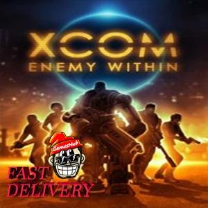 XCOM: Enemy Within Key Steam GLOBAL
