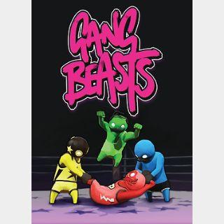 Gang Beasts (PC) Steam Key GLOBAL