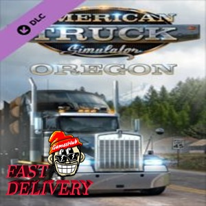 American Truck Simulator - Oregon Steam Key GLOBAL