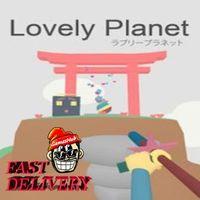 Lovely Planet Steam Key GLOBAL