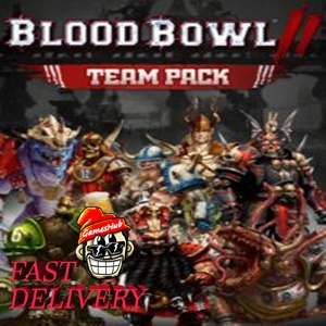 Blood Bowl 2 - Team Pack Steam Key GLOBAL