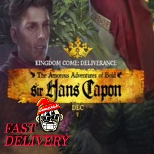 Kingdom Come: Deliverance – The Amorous Adventures of Bold Sir Hans Capon Steam Key GLOBAL