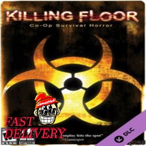 Killing Floor - Ash Harding Character Pack Key Steam GLOBAL