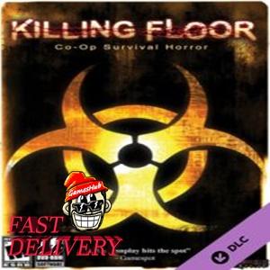 Killing Floor - Ash Harding Character Pack Key Steam GLOBAL