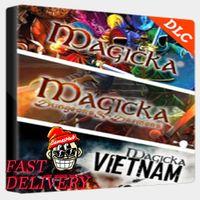 Magicka + Dungeons and Daemons + Vietnam Key Steam GLOBAL