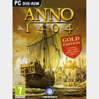 Anno 1404 Gold Uplay Key GLOBAL