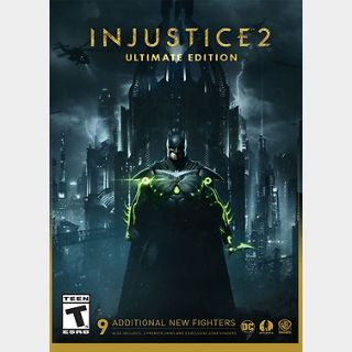 Injustice 2 Ultimate Edition (PC) Steam Key GLOBAL