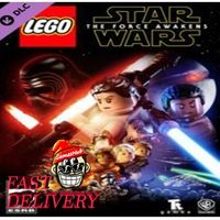 LEGO STAR WARS: The Force Awakens - Jabba's Palace Character Pack Key Steam GLOBAL