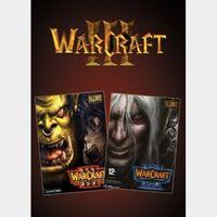 Warcraft 3 (Gold Edition) Battle.net Key GLOBAL