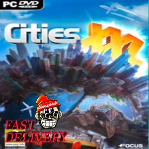 Cities XXL Steam Key GLOBAL