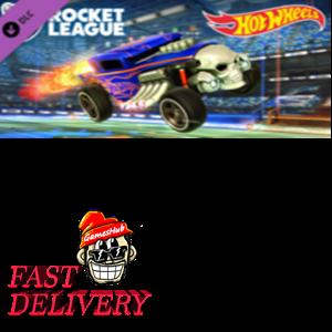 Rocket League - Hot Wheels Bone Shaker DCL Steam Gift GLOBAL