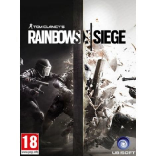 Tom Clancy's Rainbow Six Siege - Standard Edition Uplay Key NORTH AMERICA