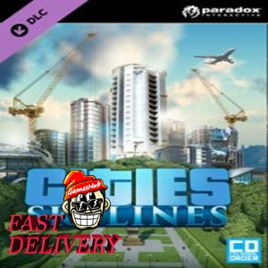 Cities: Skylines - Content Creator Pack: High-Tech Buildings Key Steam GLOBAL