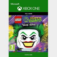 LEGO DC Super-Villains Deluxe Edition (Xbox One) Xbox Live Key UNITED STATES