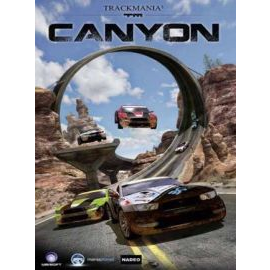 TrackMania² Canyon Steam Key GLOBAL
