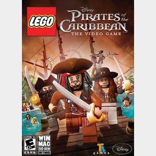 Lego Pirates of the Caribbean (PC) Steam Key GLOBAL