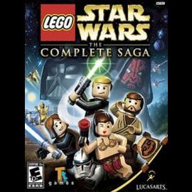 LEGO Star Wars: The Complete Saga Steam Key GLOBAL