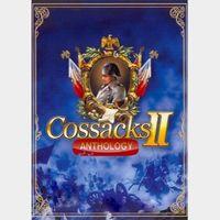 Cossacks II Anthology Gog.com Key GLOBAL