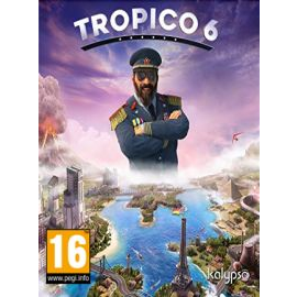 Tropico 6 El Prez Edition  Steam Key GLOBAL