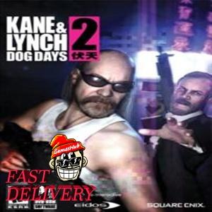 Kane & Lynch 2: Dog Days Steam Key GLOBAL