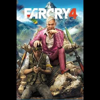Far Cry 4 (Gold Edition) Uplay Key GLOBAL