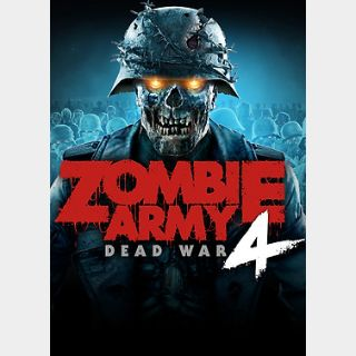 Zombie Army 4 Dead War (PC) Steam Key GLOBAL